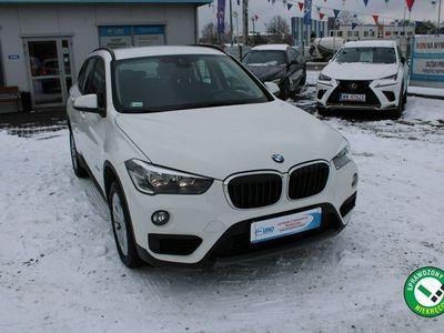 używany BMW X1 F-Vat,Gwarancja,Salon PL,Benzyna,Pakiet Serwisowy,Automat II (F48) (2015-)