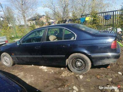 używany BMW 525 e39 tds części