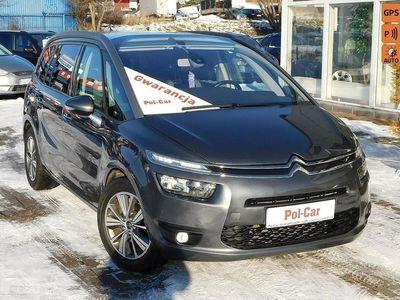 gebraucht Citroën Grand C4 Picasso II 2.0 Diesel- BlueHDI- 7 Miejsc- Nawigacja- Telefon- Kamera