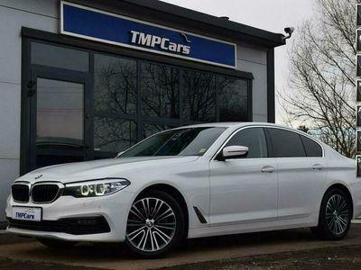 używany BMW 518 Salon PL _ VAT 23% _ bezwypadkowy _ serwisowany _ G30 (2017-)