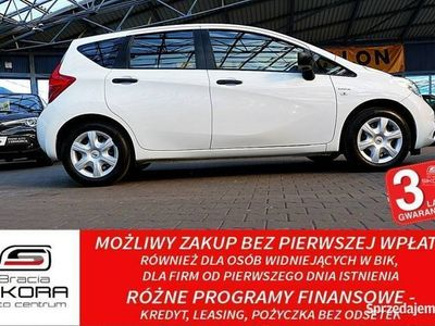 używany Nissan Note E12 3 Lata GWARANCJA I-wł Kraj Bezwypadkowy Tempomat FV vat 23%