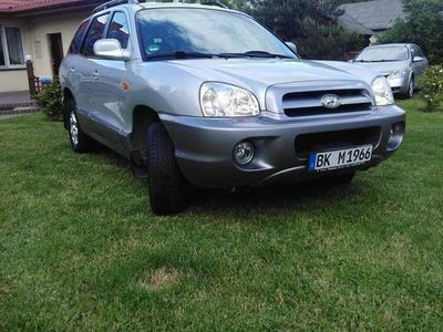 używany Hyundai Santa Fe 2,4 benzyna prosto z Niemiec