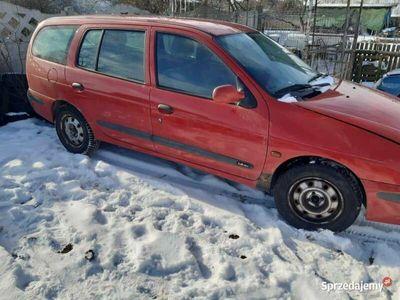 używany Renault Mégane wszystkie części Kombi/hatchback