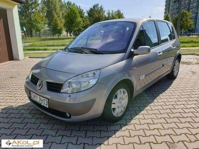 używany Renault Scénic II 1,9 dci 120 KM Krajowy Super Stan