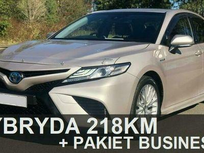używany Toyota Camry Comfort Hybryda Pakiet Business 218KM Podgrzewane fotele Rata 1313 zł VI (2006-)