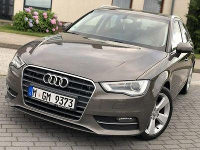 używany Audi A3 2dm 184KM 2013r. 114 244km