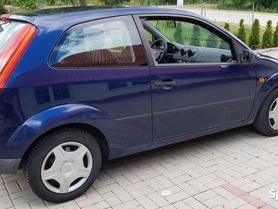 używany Ford Fiesta MK6 1250 BENZYNA !!!