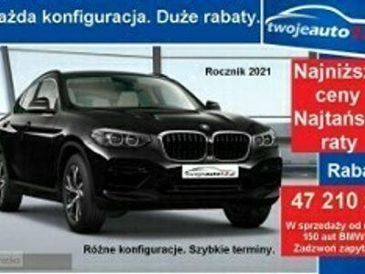 używany BMW X4 II xDrive30i, Advantage, Pakiet Business Class,Adapt. LEDY+Kamera cofan