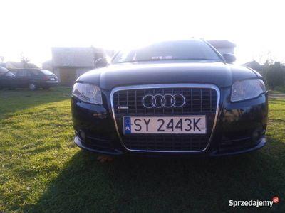 używany Audi A4 B7 2.0 TDI! S-Line! Anglik zarejestrowany!!!