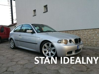 używany BMW 316 1.8dm 116KM 2002r. 203 600km