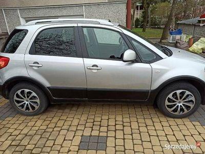 używany Fiat Sedici tylko 80000 km przebiegu pierwszy właściciel
