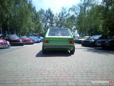 używany VW Golf mk1 Gls Automatik,Oryginalny stan!