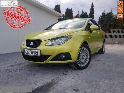 brugt Seat Ibiza 1.9dm3 105KM 2010r. 168 093km serwis aso // piękny kolor // zadbana // jeden właściciel