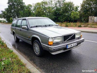 używany Volvo 740