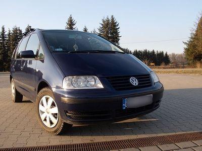 używany VW Sharan Benzyna 2.0,7 foteli