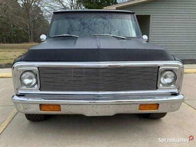 używany Chevrolet C10 C-10BLACK 1971 8 CYLINDER BENZ. 180KM 178400KM
