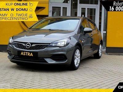 używany Opel Astra Edition 1.2 Turbo 110KM Czujniki Parkowania Przód/Tył+Klimatyzacja