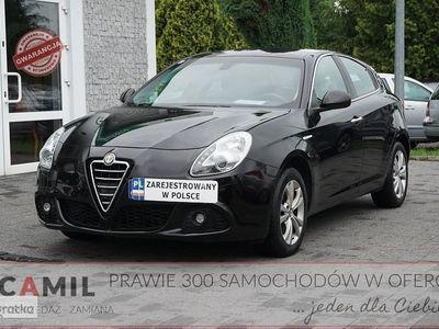 używany Alfa Romeo Giulietta DNA 1.4 Benzyna 120KM, W Bardzo Dobrym Stanie, Auto Z Gwarancją,