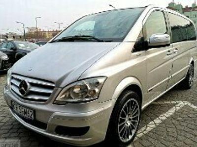używany Mercedes Viano 2.2 CDI Automatic Trend Lifting 8 os Doinwestowany