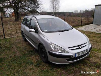 używany Peugeot 307 2.0 HDI