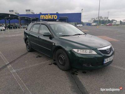 używany Mazda 6 1.8 16v 200000km przebiegu Klima 10xAir bag kombi