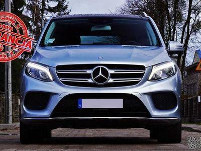 używany Mercedes GLE350 3dm 258KM 2015r. 88 000km