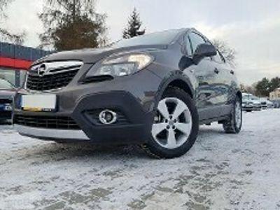 używany Opel Mokka Benzyna