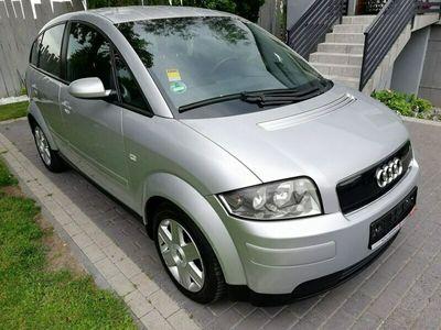 używany Audi A2 I (8Z) Sprowadzona Opłacona