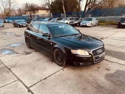używany Audi A4 III (B7) Avant 2.0 TDI Multitronic, Warszawa