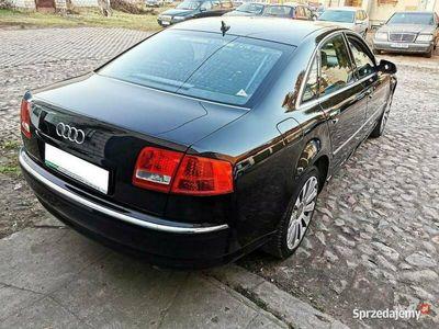 używany Audi A8 II (D3) 3.0 TDI * po lift * bardzo bogata opcja * serwisowany * warszawa