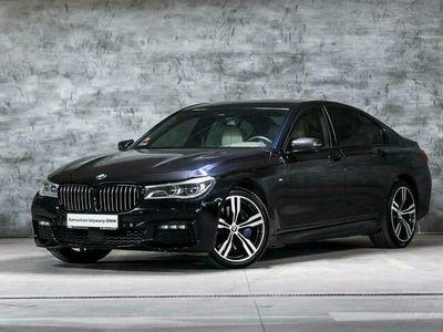 używany BMW 740 SERIA 7 d xDrive/M-pakiet/Harman-Kardon/Navi/Head-up/Masaże