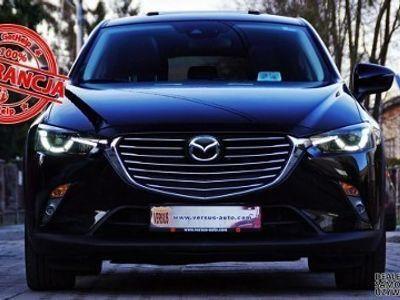 używany Mazda CX-3 2dm 150KM 2018r. 83 000km
