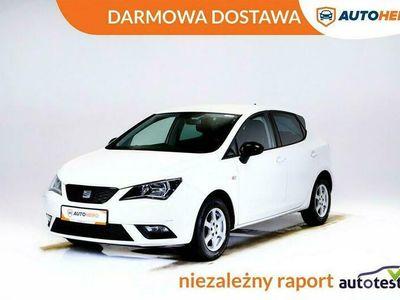 używany Seat Ibiza ST DARMOWA DOSTAWA, Hi Serwis, Klima auto, 75KM, Bluetooth IV (2008-)