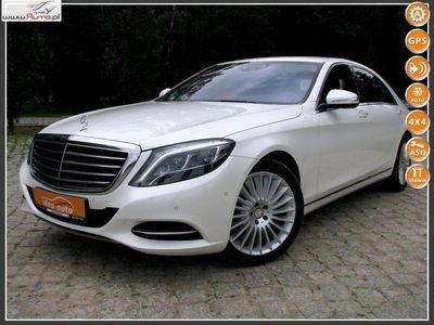 używany Mercedes S350 3dm 258KM 2014r. 76 000km