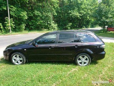 używany Mazda 6 LIFT 2005 2,0 kombi lpg 147 km