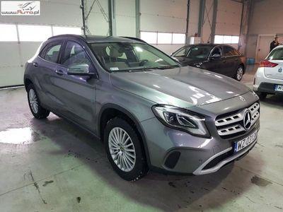 używany Mercedes GLA200 Inny 1.6dm3 156KM 2017r. 15 148km -BENZ7G-DCT