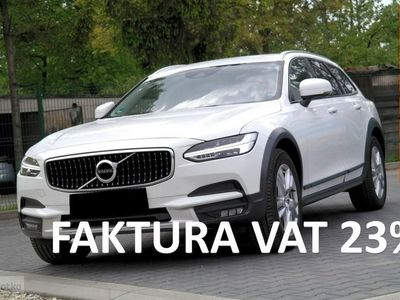 używany Volvo V90 Cross Country*D4*AWD*Skóra*Full LED*Kamera*F-VAT 23%*Idealny
