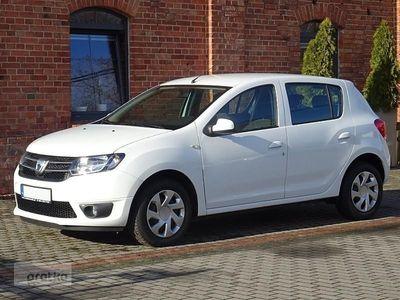używany Dacia Sandero II 0.9 TCe BENZYNA Klimatyzacja Super Stan