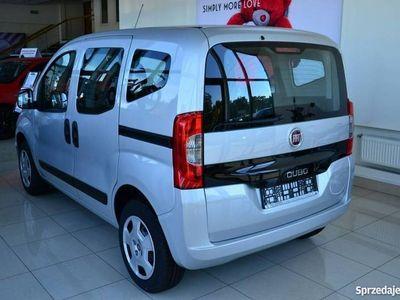 używany Fiat Qubo Easy 1.4 Benzyna 77 KM LPG ! Bluetooth, USB, drzwi przesuwne