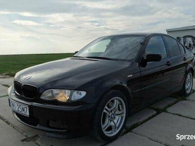 używany BMW 330 e46 i GAZ M PAKIET