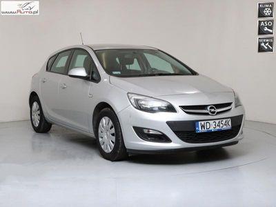 używany Opel Astra 1.6dm3 110KM 2015r. 89 232km WD3454K ! Enjoy ! Serwisowany ! Możliwy leasing ! Niska rata !