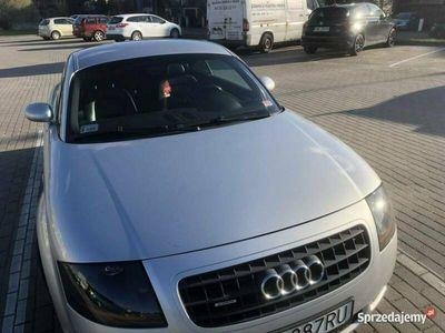 używany Audi TT Quattro/1,8 Turbo/Skóry/Perfekcyjny stan/Faktury za naprawy 8N (1998-2006)