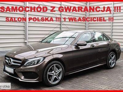 używany Mercedes 200 Klasa C W2054 MATIC + Automat + Salon PL + 1 Wł + 100% Serwis MERCEDES-a !!!