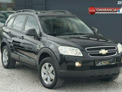 używany Chevrolet Captiva 2.0 Diesel+150PS+Klima+Alu+PDC+Opłacona I (2006-2011)