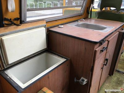 używany VW T1 T2 ogorek westfalia busT3 kamper kemping