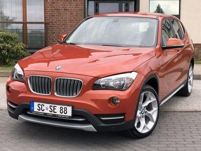 używany BMW X1 2dm 184KM 2013r. 181 511km