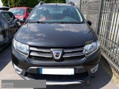 używany Dacia Sandero Stepway 0.9 TCE Turbo Benzyna Nawigacja Klima Partkronic