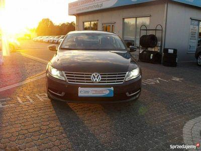 używany VW CC 2dm 140KM 2012r. 122 000km