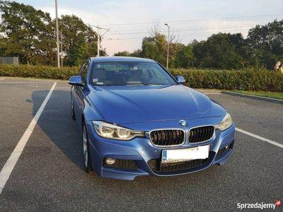 używany BMW 320 Serii 3 d m pakiet xDrive