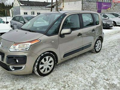 używany Citroën C3 Picasso Opłacony Benzyna Klima Tempomat